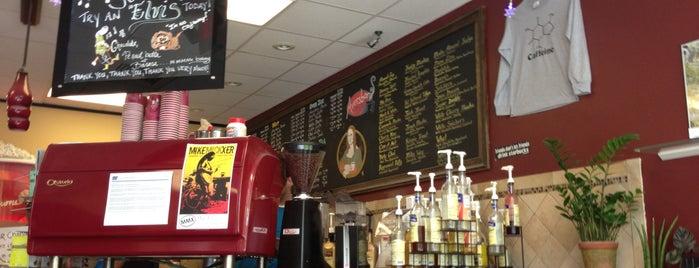 Aversboro Coffee is one of Places.