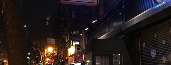 Clancey is one of NYC (-23rd): RESTAURANTS to try.