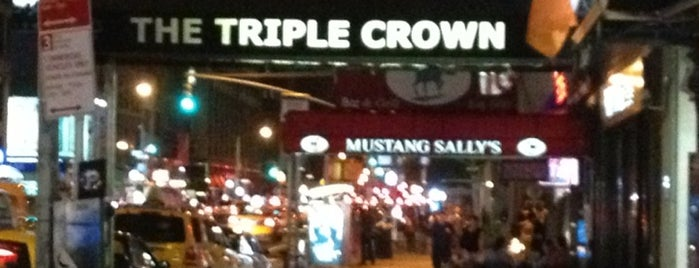 The Triple Crown Ale House & Restaurant is one of NYC spots.
