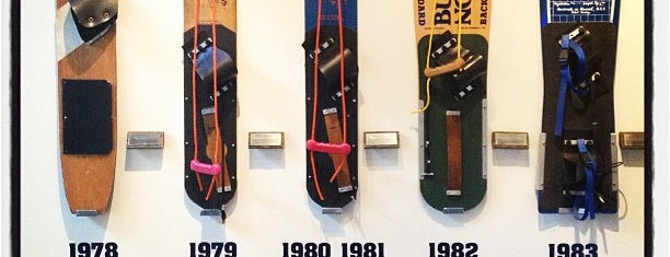 Burton Snowboards HQ is one of SNOWBOARD SHOPS.
