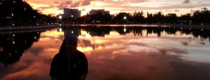 Perdana Park is one of @Sabah, Malaysia.