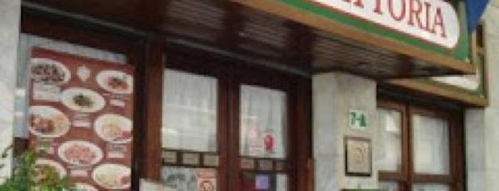 La Trattoria is one of Restaurantes..