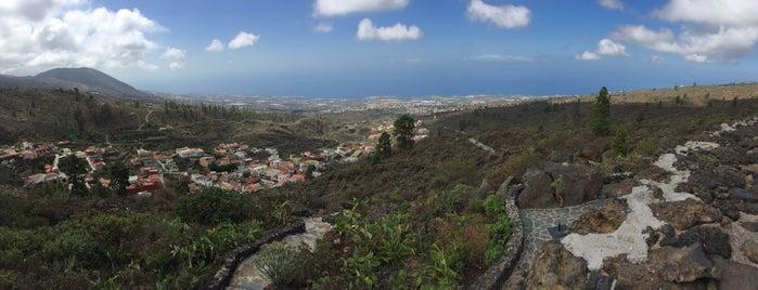 Mirador de Chirche is one of Turismo por Tenerife.