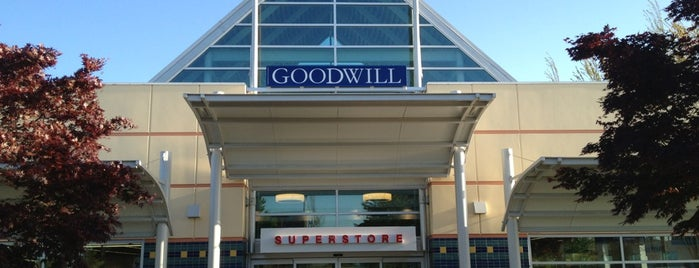 Goodwill is one of The 13 Best Thrift and Vintage Stores in Portland.