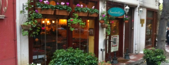 Kosinitza is one of Anadolu Yakası Restoranları.