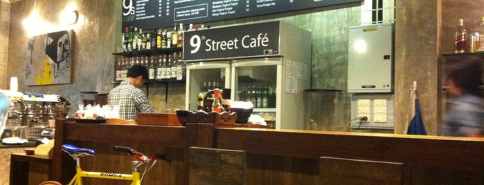 9th Street Café is one of Cafe&Bakery.