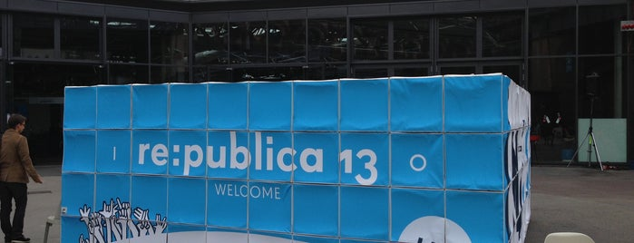 re:publica 2013 #rp13 is one of Social Media Berlin.