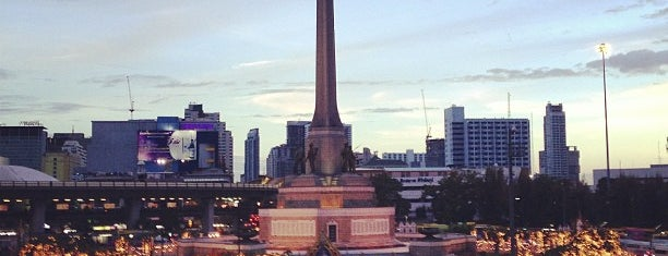 Victory Monument is one of All-time favorites in Thailand.