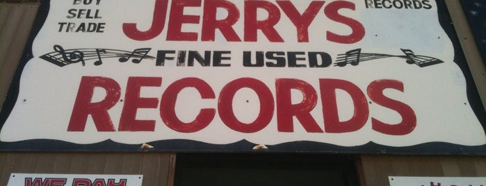 Jerry's Records is one of PGH to do.