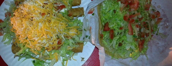 Nico's Mexican Food is one of Slightly Stoopid Approved.