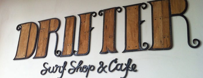 Drifter Surf Shop is one of Bali Shop.