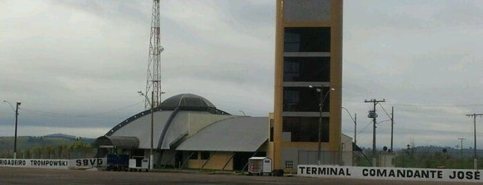 Aeroporto de Varginha (VAG) is one of Hardyfloor Pisos e Revestimentos.