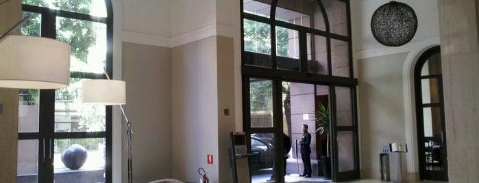 TRYP São Paulo Paulista Hotel is one of Business.