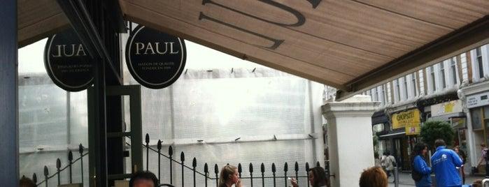 Paul is one of Guide to Kensington's best spots.