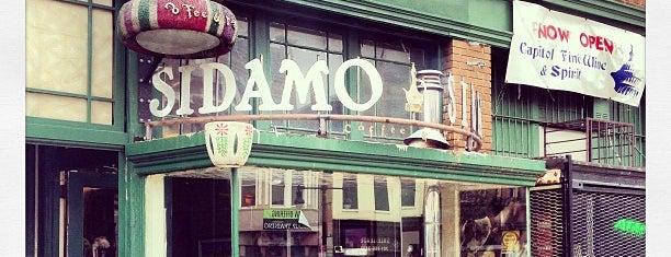 Sidamo Coffee & Tea is one of dc drinks + food + coffee.