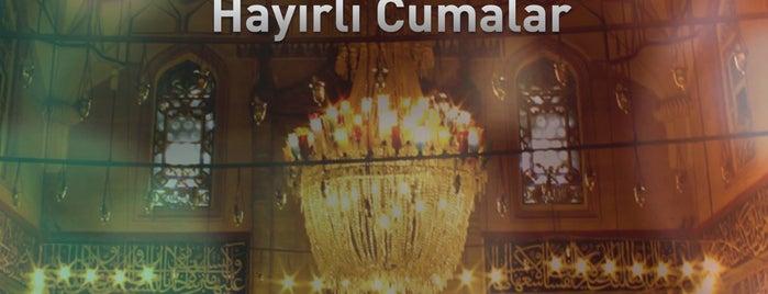 Emir Sultan Moskee is one of I ♥ Noord.
