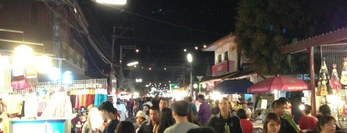Pai Walking Street is one of Chiangmai Wonders.