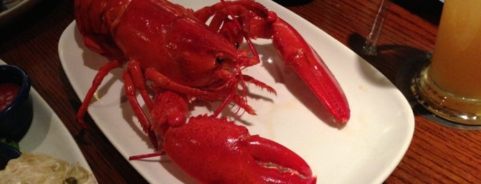 Red Lobster is one of Utesteder, Hawai'i.