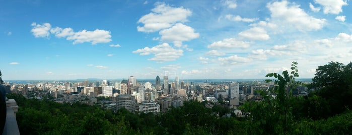 Parc du Mont-Royal is one of Montreal 2015.