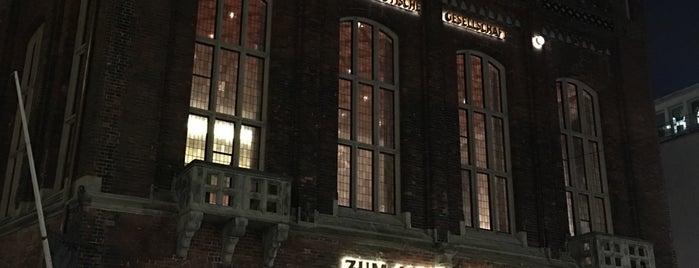 Zum alten Rathaus is one of Hamburg barrierefrei.
