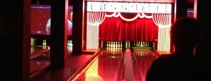Bowlmor Times Square is one of Places to visit NYC 2013.