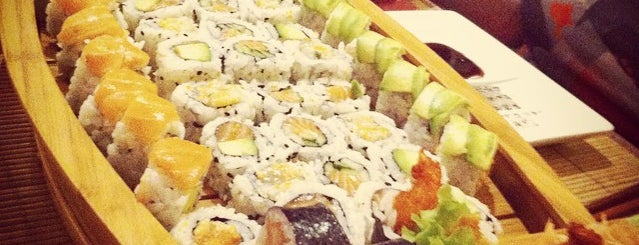 Tokyo Sushi is one of Delicious food.