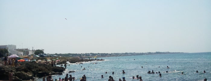 Marina di Mancaversa is one of ITALY BEACHES.