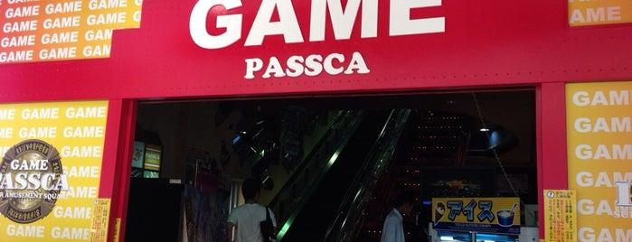 天王寺パスカ is one of 関西のゲームセンター.