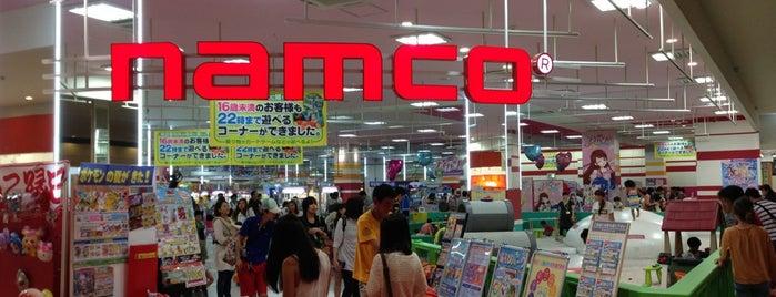 namco イオンモール大日店 is one of 関西のゲームセンター.