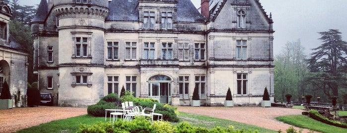 Château de La Bourdaisière is one of Fav Hotels.