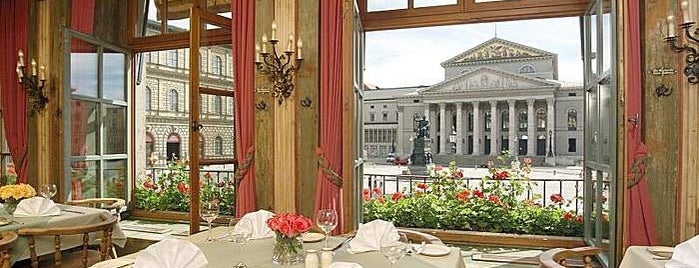 Spatenhaus an der Oper is one of Restaurants.