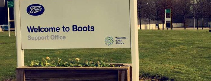 Boots HQ D90 is one of work, home, life, the universe and everything.
