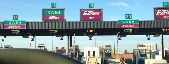 Fort McHenry Tunnel Toll Plaza is one of Places Frequented.