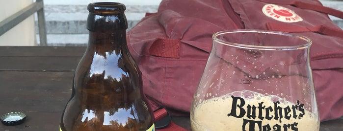 Bierlinie is one of Berliner Bier.