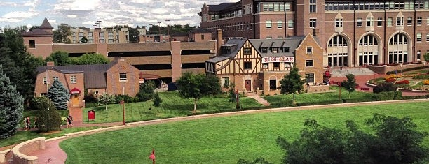 University of Denver is one of SAI Chapters.