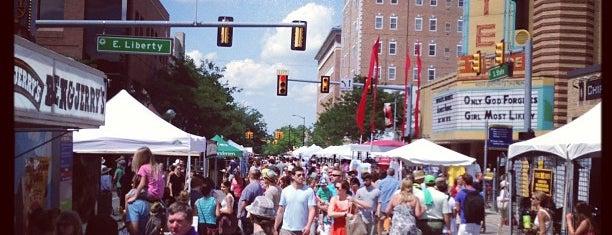 Ann Arbor Art Fair is one of Ann Arbor bucket list.