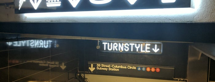 TurnStyle Underground Market is one of NYC Shopping.