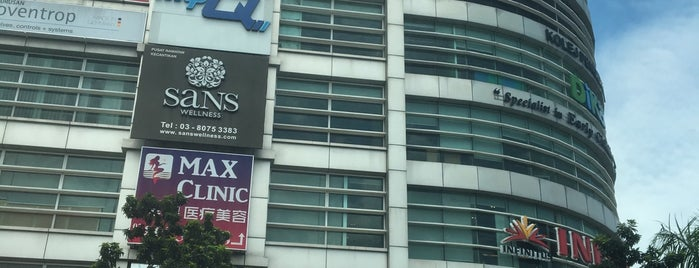 IOI Boulevard is one of Ney's Shop Til You Drop.
