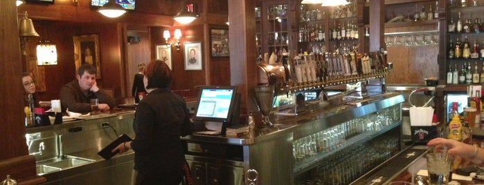 Aristocrat Pub & Restaurant is one of A foodie's paradise! ~ Indy.