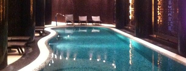 Swissôtel Tallinn is one of Luxury Hotels in Tallinn.