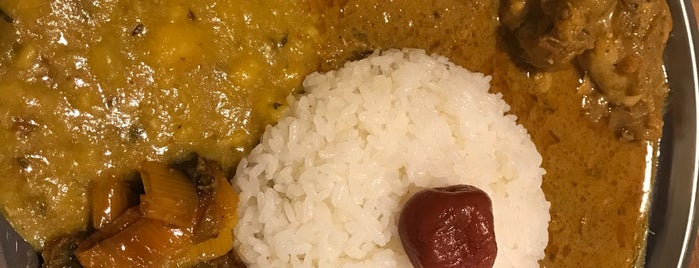 curry NADO is one of BOBBYのカレー部.