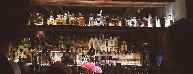 Vesper Bar is one of Amsterdam.