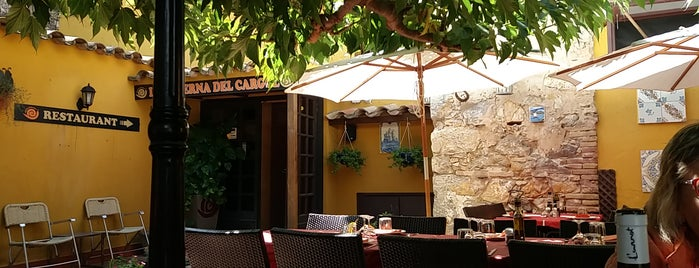 La Taverna Del Cargol is one of Restaurants de Catalunya.