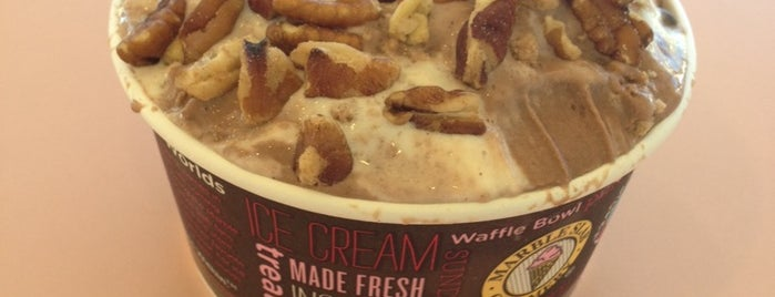 Marble Slab Creamery is one of Dining.
