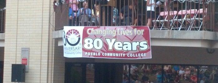 Pueblo Community College is one of Colorado's Music Venues.