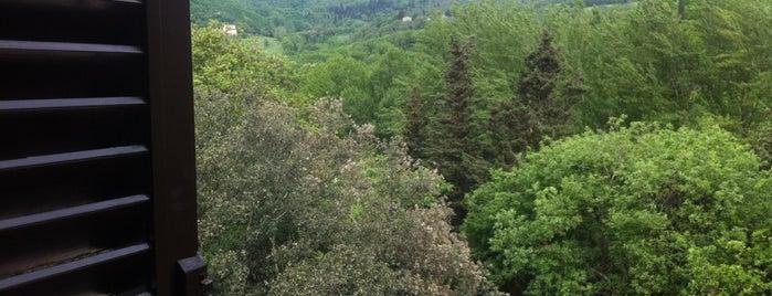 Hotel Ristorante La Selva is one of Italy 2014.
