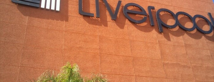 Liverpool is one of A local's guide: 48 hours in Irapuato, Gto..