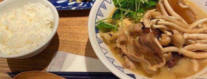 ごちそうとん汁 is one of 行きたい!.