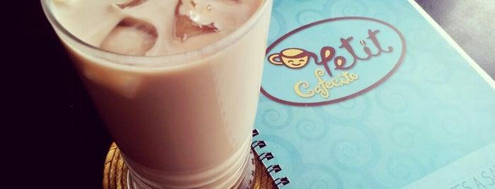 Petit Cafecito is one of Coffee Break.