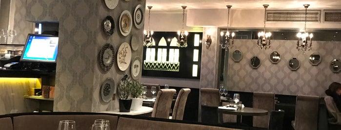 Beryte Restaurant is one of France.